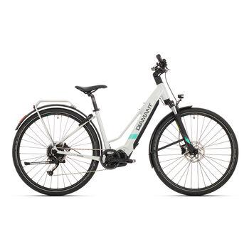 Diamant Volt Range FSD el-sykkel dame Grå