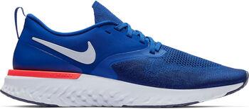 Nike Odyssey React 2 Flyknit løpesko herre Blå