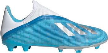 adidas X 19.3 Laceless fotballsko kunstgress/gress senior Herre Blå