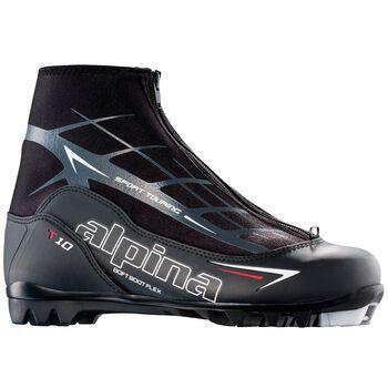 ALPINA T10 skisko klassisk Herre Svart
