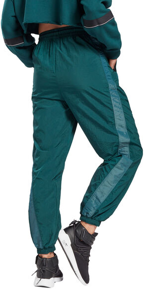 Shiny Woven Pants bukse dame