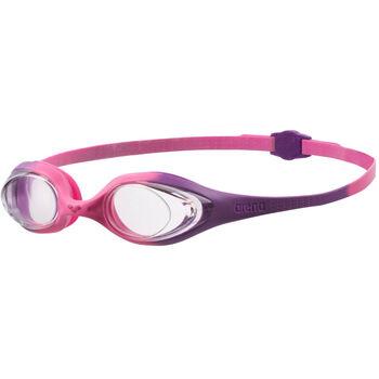 Arena Spider svømmebrille junior Rosa