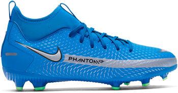 Nike Phantom GT Academy Dynamic Fit fotballsko kunstgress/gress junior Blå
