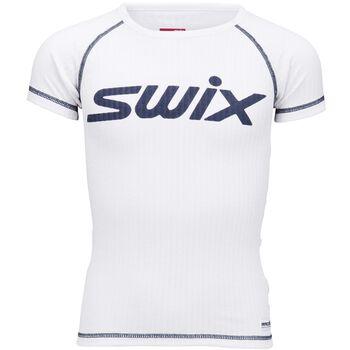 Swix Racex Bodyw superundertøyoverdel junior Hvit