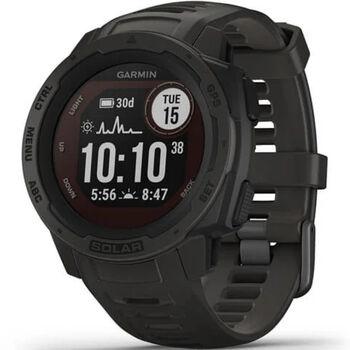 Garmin Instinct® Solar GPS-smartklokke Svart