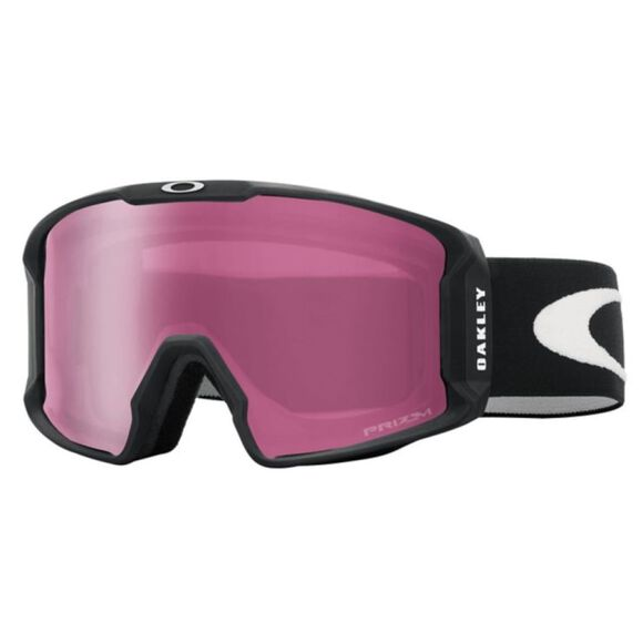 Line Miner Prizm™ Hi Pink Iridium - Matte White