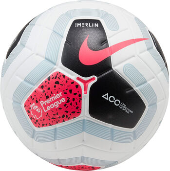 Nike Premier League Merlin fotball Hvit