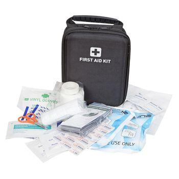 Pro-Line Medical Bag W/Content sportsmedisinsk utstyrspakke Svart