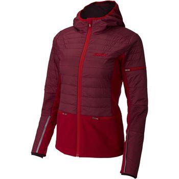 Swix Horizon jacket skijakke dame Rød
