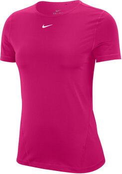 Nike Pro All Over Mesh teknisk t-skjorte dame Rosa