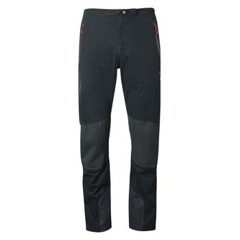 Rab Kinetic Alpine Pants skallbukse herre Svart