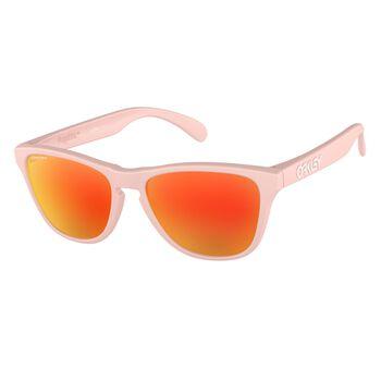 Oakley Frogskins XS Prizm™ Ruby - Matte Pink solbrille Herre Oransje