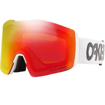 Oakley Fall Line XL Factory Pilot Snow alpinbriller Herre Hvit