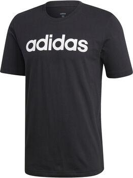 adidas Essentials Linear Logo t-skjorte herre Svart
