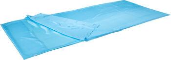 McKINLEY Silke rektangulær lakenpose Blå