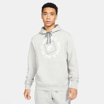 Nike Sportswear JDI hettegenser herre Grå