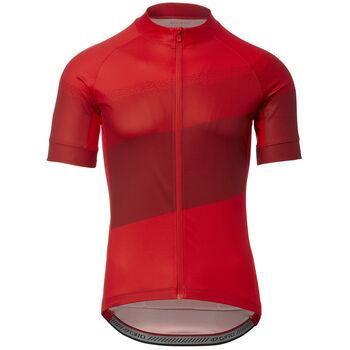 Giro Chrono Sport sykkeltrøye Herre Rød