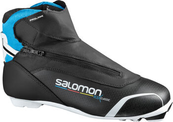 Salomon RC8X Prolink skisko klassisk Svart