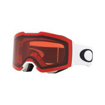 Oakley Fall Line - Matte White - Prizm™ Rose goggles Herre Hvit