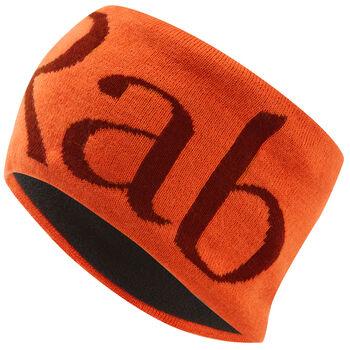Rab Knitted Logo pannebånd Herre Flerfarvet