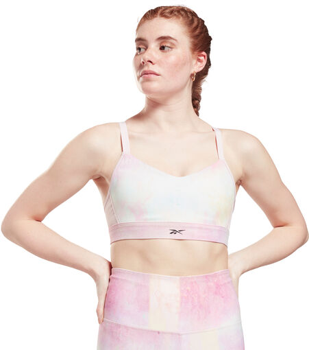 Lux Strappy sports-BH