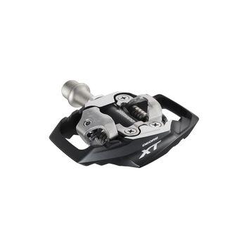 Shimano XT M8020 klikkpedal Svart