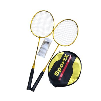 SportX  Match X2 badmintonracket Herre Flerfarvet
