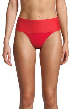 Casall Iconic High Waist Bikini Bottom bikinitruse dame Rød
