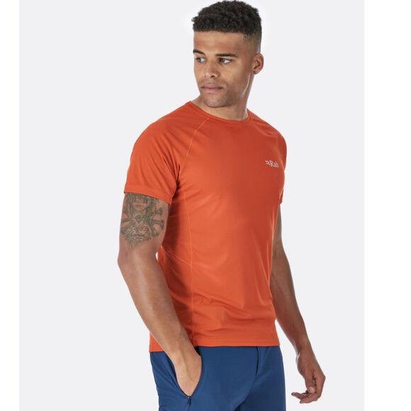 Pulse SS teknisk t-skjorte herre