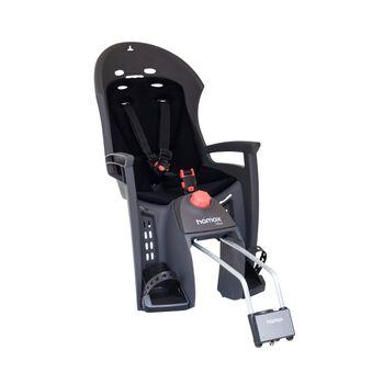 Hamax Siesta barnesykkelsete m/låsbar brakett Flerfarvet