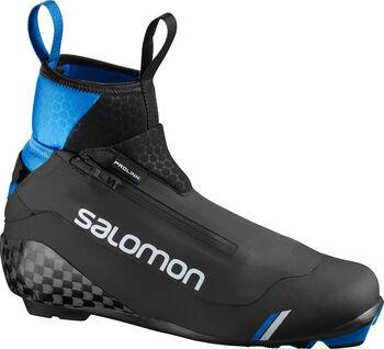 Salomon S/RACE Prolink Klassiskstøvel Herre Svart