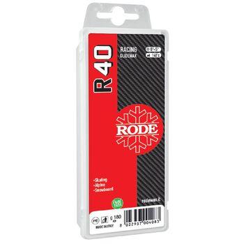 RODE R40 0/-5 glider 180 gram Flerfarvet