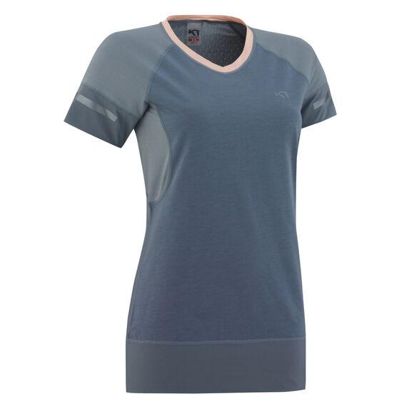 Sigrun teknisk t-skjorte dame