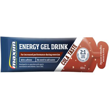 MAXIM Instant Energy Drink 60 Ml Cola energidrikk Blå