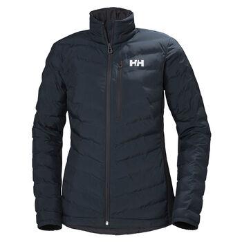 Helly Hansen WP Hybrid Insulator vattert jakke dame Blå