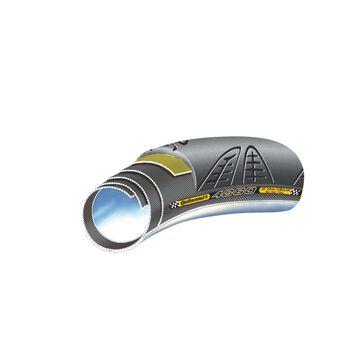 Continental Grand Prix 4000 700x22C pariserdekk Svart