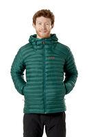 Cirrus Alpine tynn vattert jakke herre