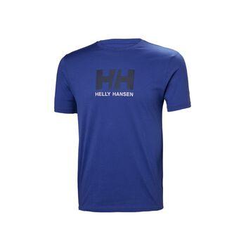 Helly Hansen HH Logo t-skjorte herre Blå