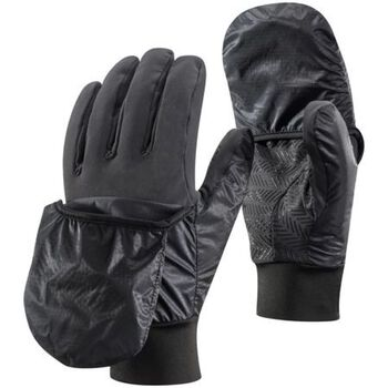 Black Diamond Wind Hood Softshell Gloves alpinhansker Herre Svart