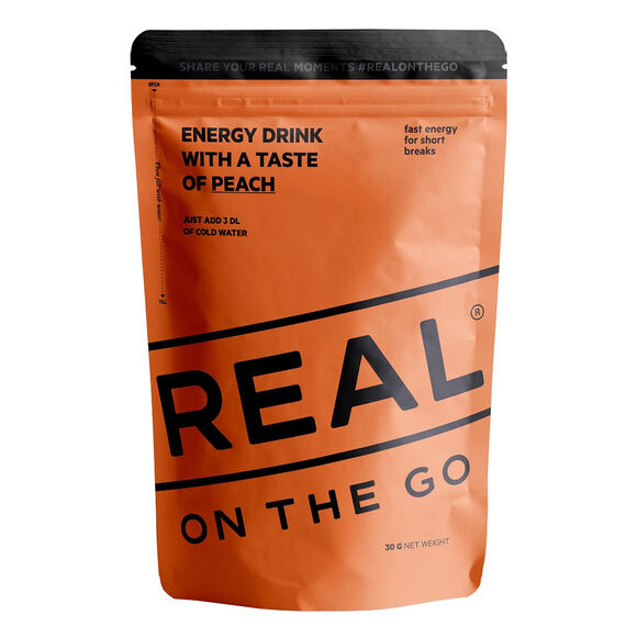 OTG Energy drink fersken