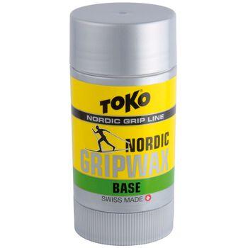 TOKO Nordic Base Wax grunnvoks grønn Gul