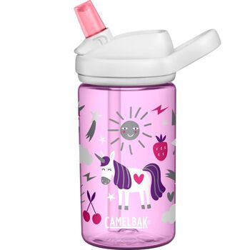 CamelBak Eddy+ Kids 0,4L drikkeflaske Rosa