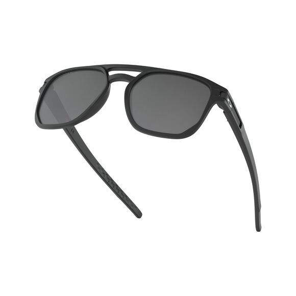 Latch Beta Prizm™ Black Polarized - Matte Black solbriller