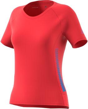 adidas 25/7 Rise Up N Run Parley teknisk t-skjorte dame