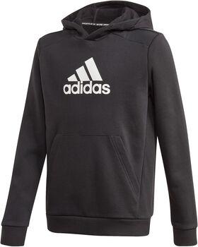 adidas Logo hettegenser junior Svart
