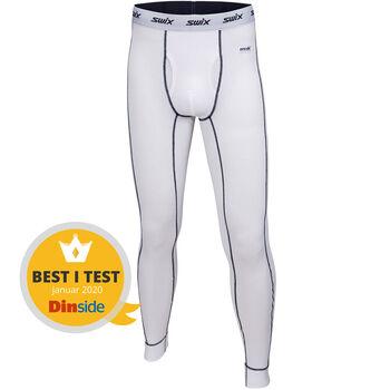 Swix RaceX Bodywear longs herre Hvit