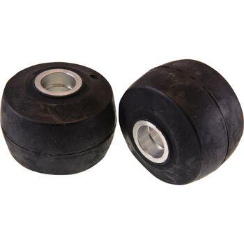 Swix C2W Ball Bearing Rulleskihjul Front Svart