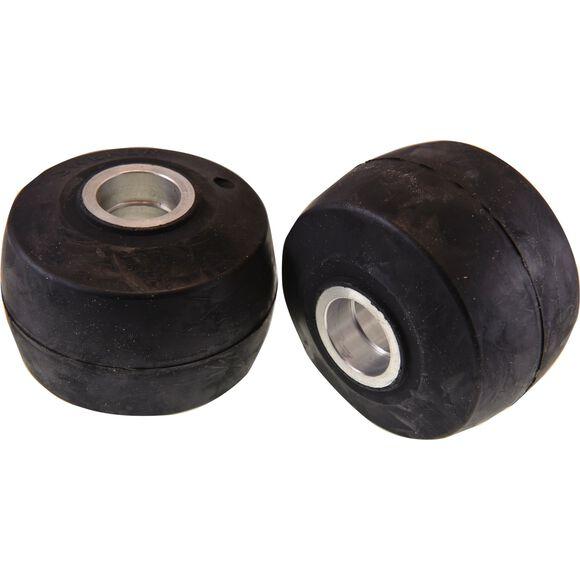C2W Ball Bearing Rulleskihjul Front