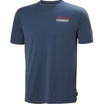 Skog Graphic t-skjorte herre