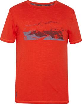 McKINLEY Toggo t-skjorte herre Rød
